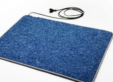 Darstellung des Produktes Heizteppich – wohlfühlende, punktuelle Wärme für die Füße