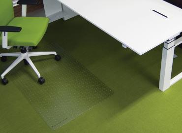 Darstellung des Produktes Ecogrip® für hochflorige Teppiche und harte Böden