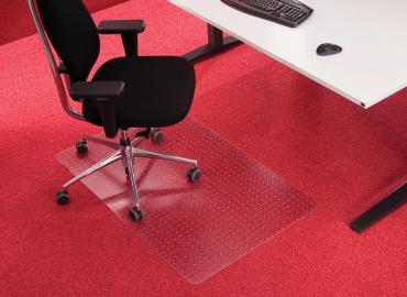 Darstellung des Produktes Roll-o-Grip® für hochflorige Teppiche und harte Böden