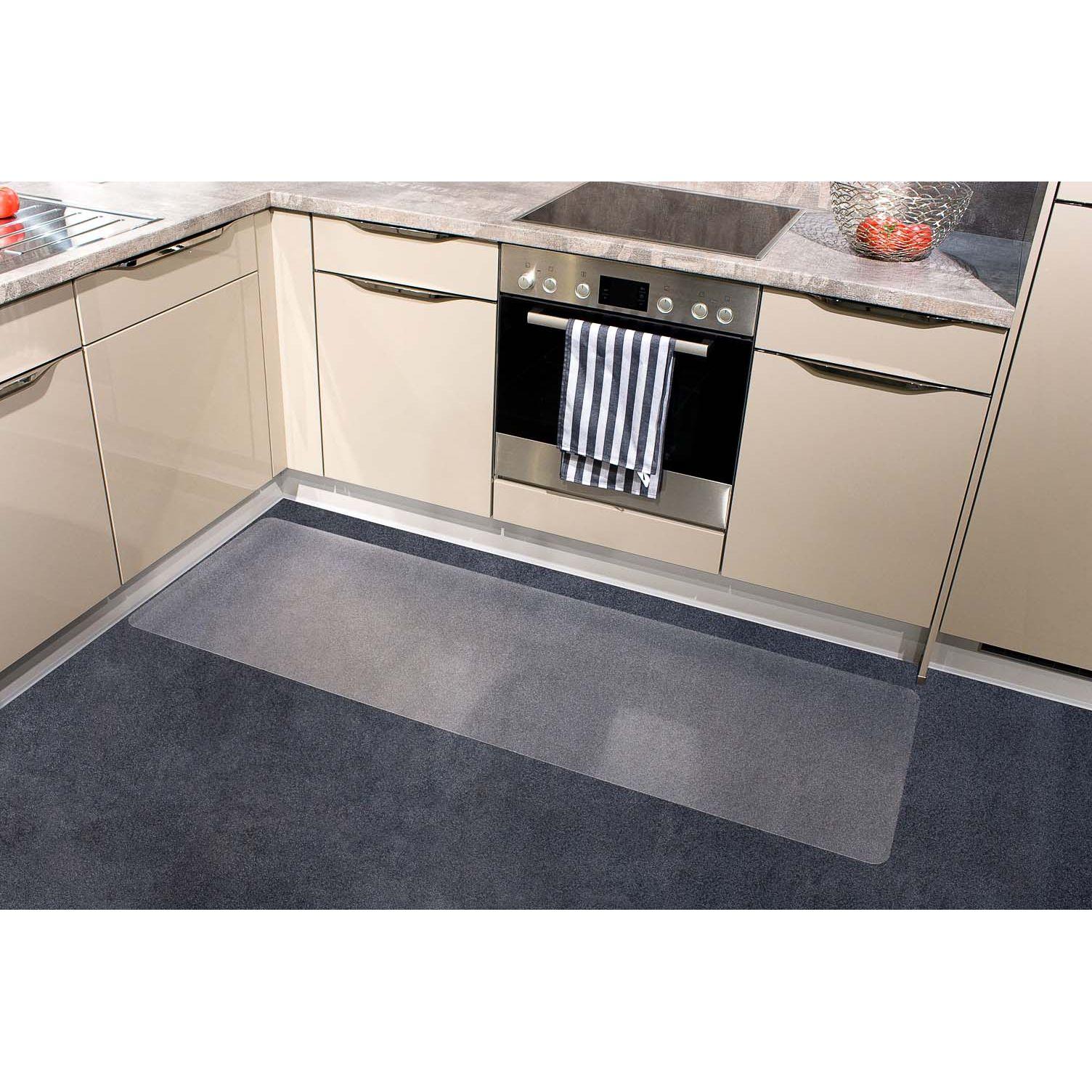 küchenmatte ecoblue für teppichböden | wertlegen.de